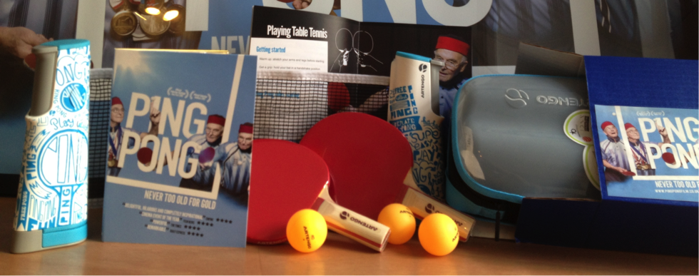 The Ping Pong Care Pack